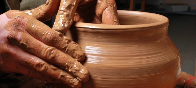 Pottery Workshop 10thDecember